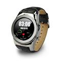 NEW Heart Rate Tracker Smart watch Hebrew Bluetooth MTK2502C Smartwatch Phone SIM Waterproof Smart Wristwatch Andriod