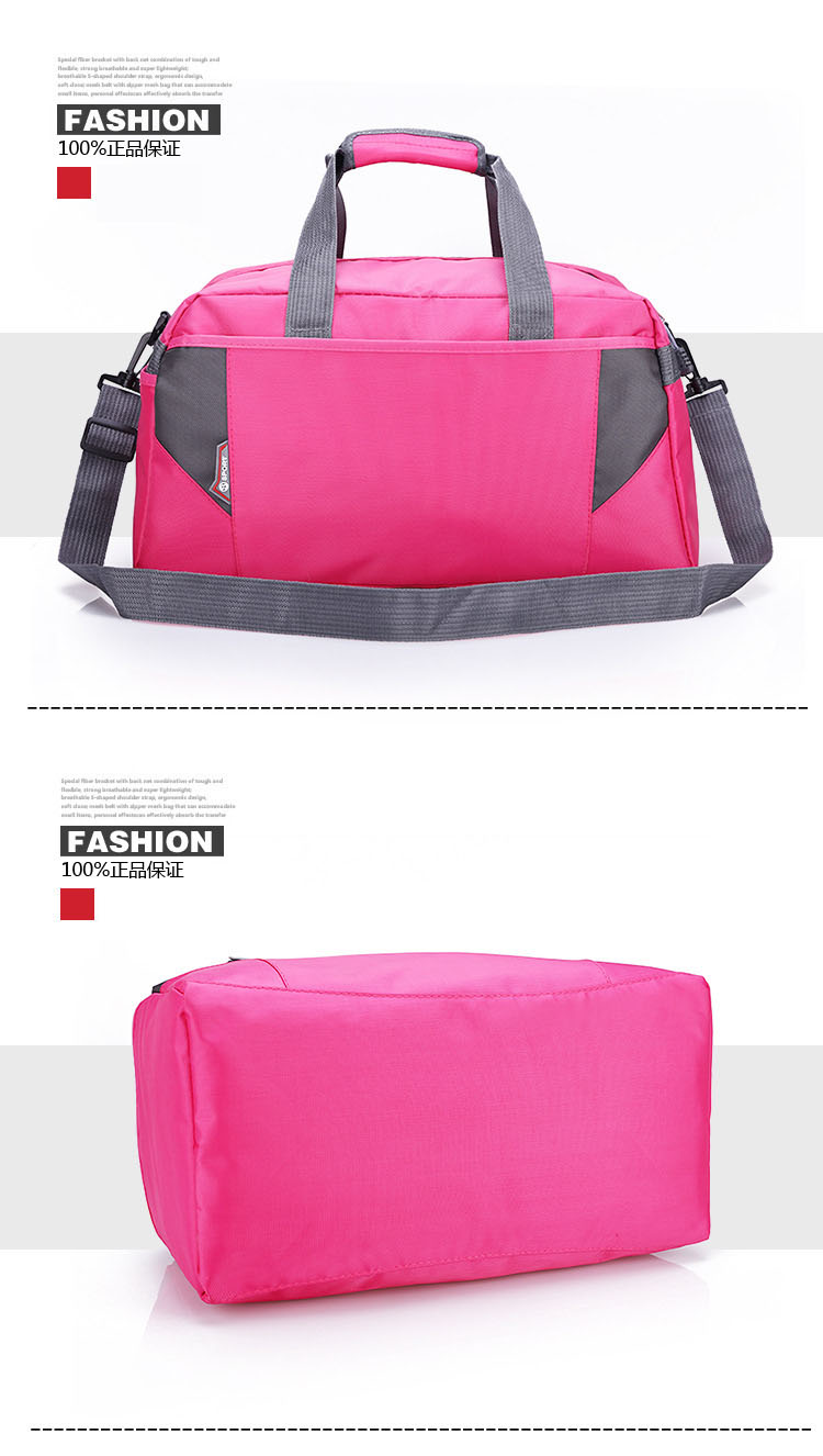 40916d49c9 2019 Unisex Mens Women S Sports Bag Waterproof Sport Gym Bag For ...