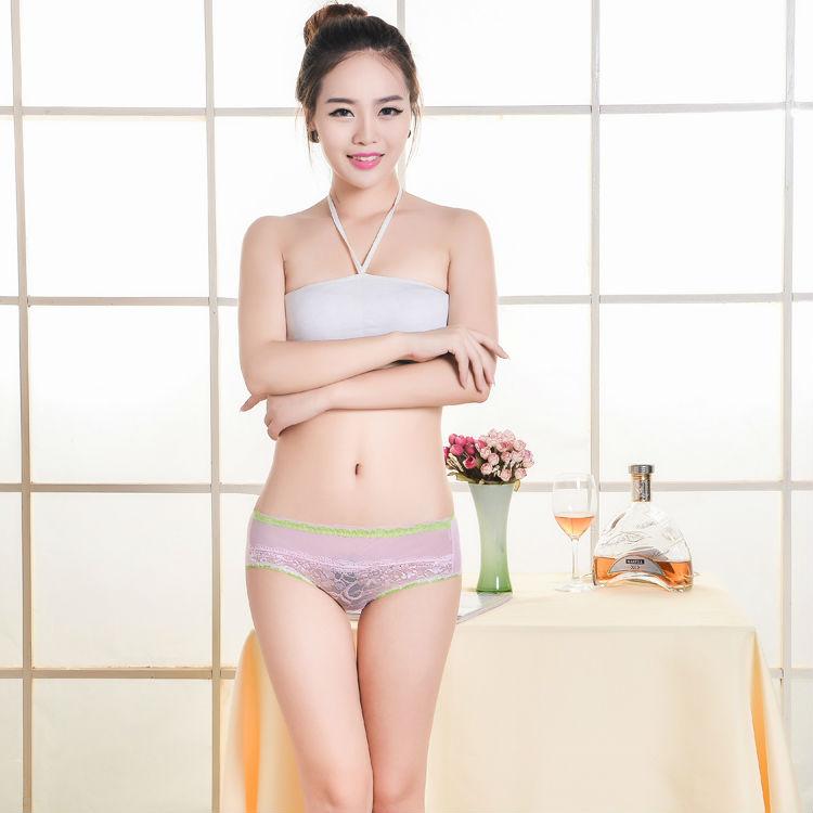 Chinese underwear model underwear show 10