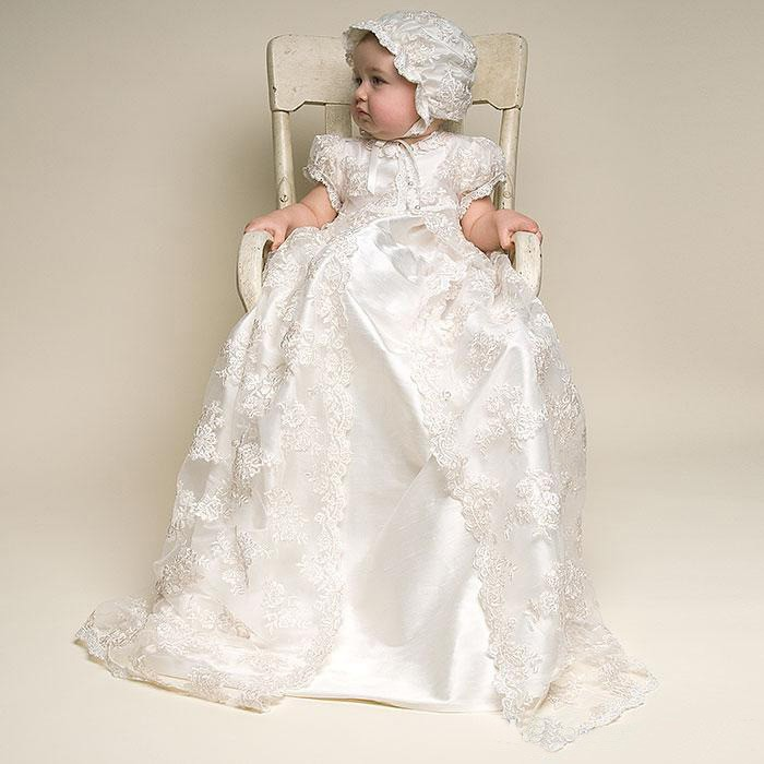 ab4f019bd Detail Feedback Questions about baby girl christening gown Baptism ...
