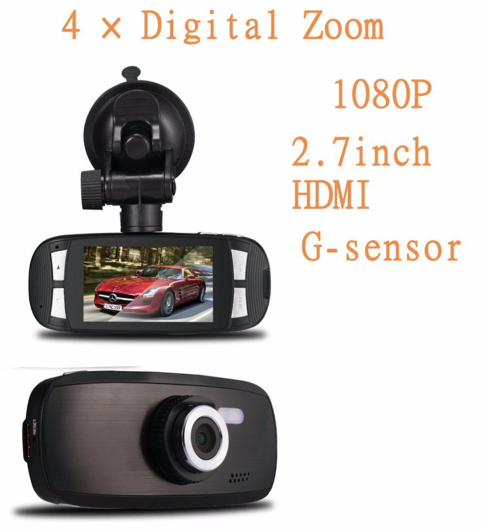 G1w GS108 камеры автомобиля с новатэк 96650 автомобильный видеорегистратор + WDR технологии + AVC 1080 P 30FPS + G - 2.7