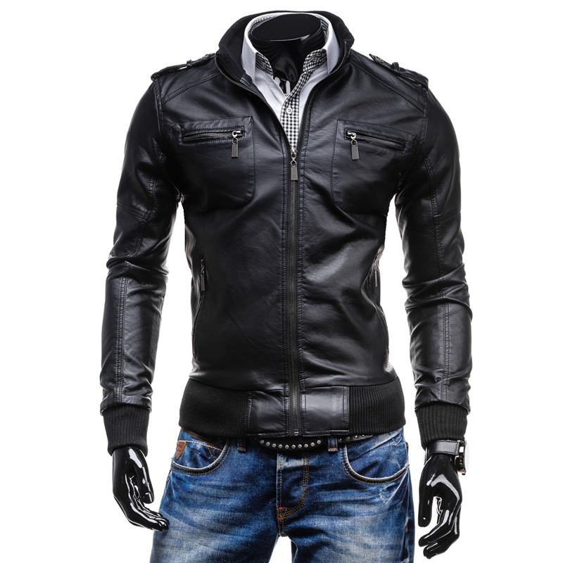 Cheap cute leather jackets