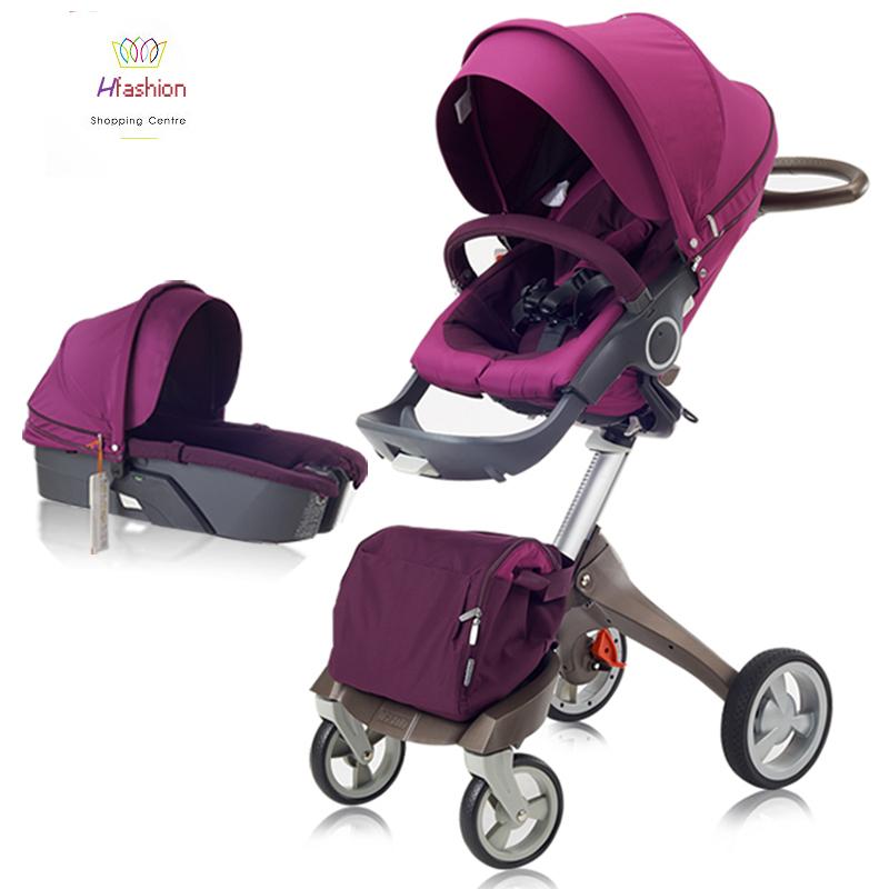 Summer Luxury Baby Stroller Car Seat Bassinet Carrycot ...