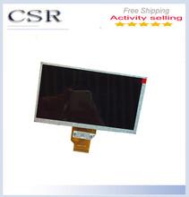 5 unit/5 pcs 7.0″ INNOLUX AT070TN92 V.X LCD Screen 7DD1+1 FPC 800*480 for Tablet Car DVD lcd 165*100*3mm