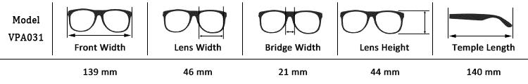 c64e5386301 2019 Wholesale Acetate Small Spectacles Round Wood Texture Vintage ...