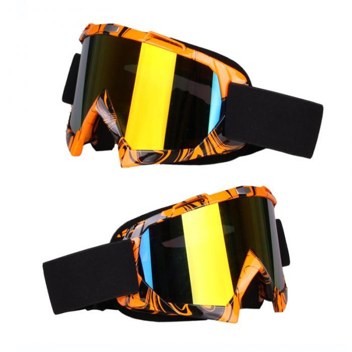 Óculos de Esqui Snowboard Prevenir Vento Snowmobile Óculos Da Bicicleta Da  Sujeira Motocross Off-road Eyewear Legal Len ALS88 960df9ce0a