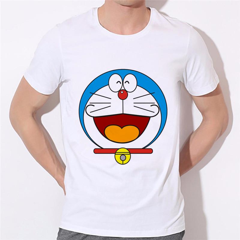 65f06453 Detail Feedback Questions about Men Japan Anime Men T shirt 2018 New Doraemon  T Shirt Summer Short Sleeve Doraemon boy T Shirts Tops Men Tee 10N 3# on ...