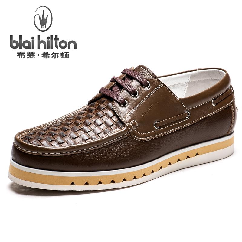 Блай хилтон вилочная часть свободного покроя обувь вилочная часть натуральная кожа тенденция кожа низкая - верхний обувь