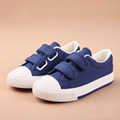 Spring Summer Canvas Children Shoes Girl Breathable Sneaker Shoes Boys Girls Hook Soft Chaussure Kids Sneakers