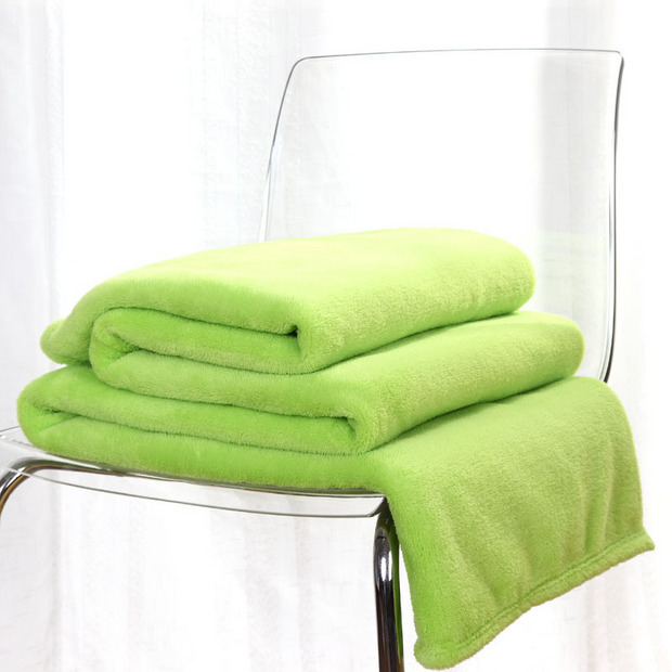 Towel 100 Cotton Single Double Towel Blanket Air
