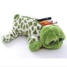 Plush pencil pouch Cartoon estuches school cute pencil bag papelaria pencilcase estojo escolar estuche kawaii trousse crayon
