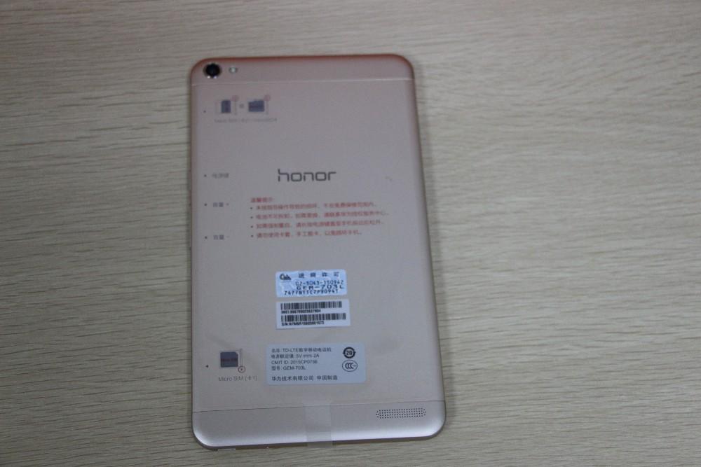 HuaWei Honor Mediapad X2 7 Inch 4G FDD LTE Mobile Phone Kirin 930 Android  5 0 3GB 32GB ROM 13 0MP