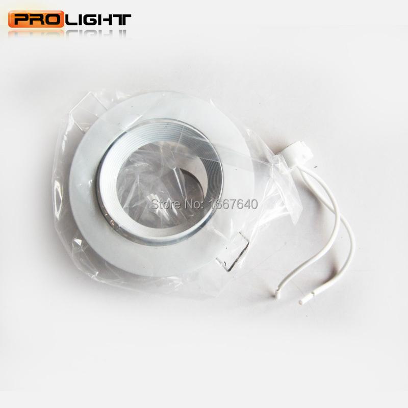 White Ceiling Lamp Holder GU10/MR16 Ceiling Spot Bulb