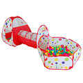 Play Tent for Kids Pipeline Crawling Huge Game Play House Baby Play Yard Ball Pool piscina
