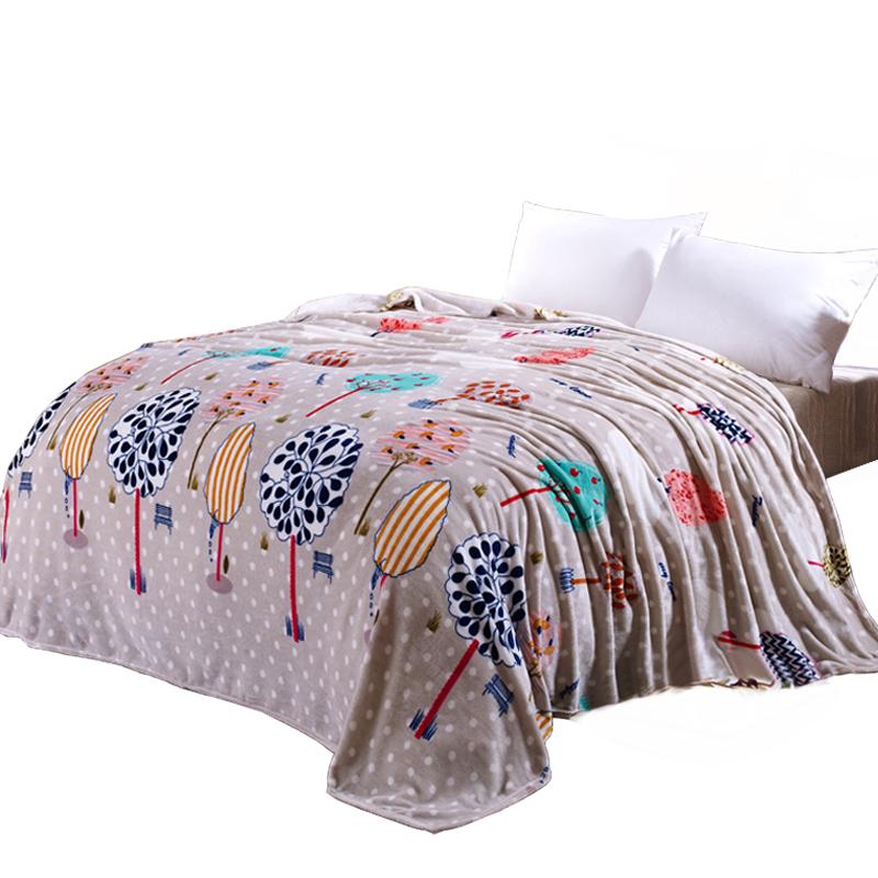 Plaids para camas