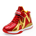 Children Basketball Shoes Boys High Quality Nonslip Shockproof Boys Girls Running Shoes Kids Sport Shoes