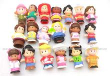 "Randomly 10pcs Fisher  Little People 2"" Mini Figures"