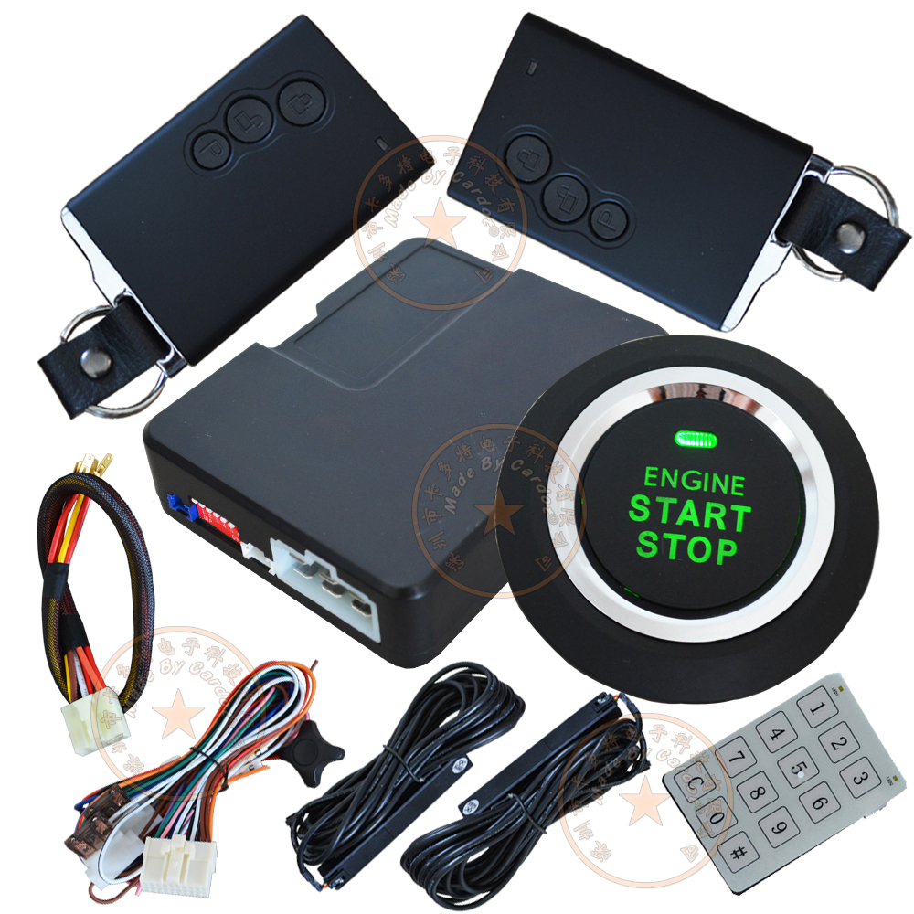 cardot smart car alarm system is with passive auto lock or. Black Bedroom Furniture Sets. Home Design Ideas
