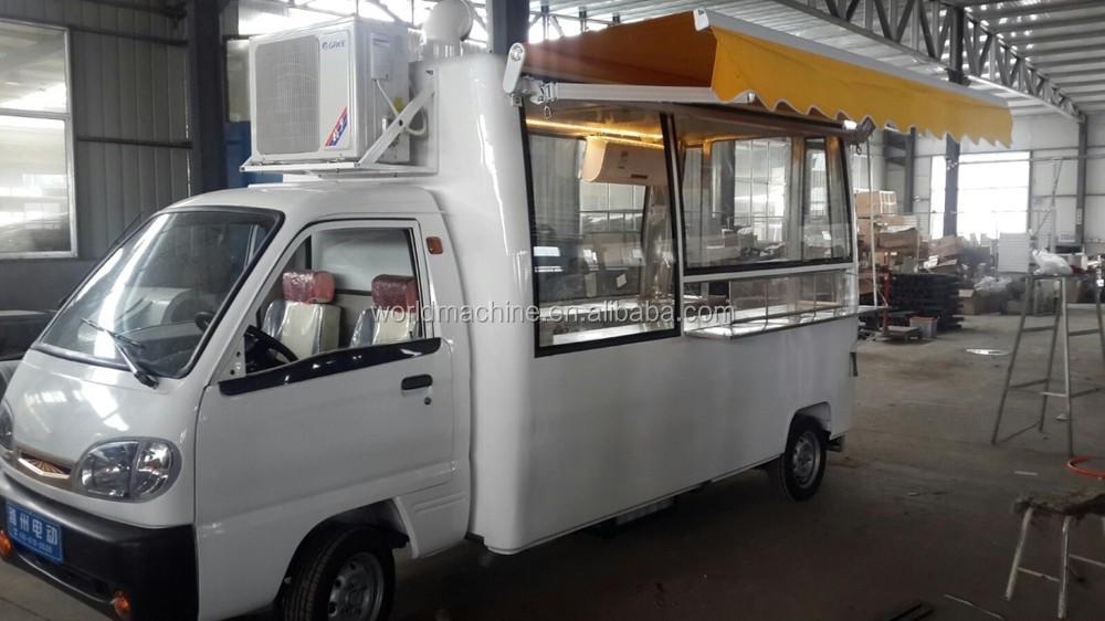 Fast Food Van For Sale