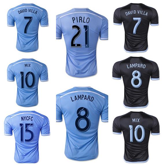 2015 16 new york city fc customized home soccer shirt kit 1 35e0be0c76d10