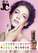 2016 new JC nail gel polish 12pcs soak off UV LED 180 colors Long lasting Top