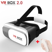 Ones VR Box 2.0 II 3d video Glasses+bluetooth Controller Virtual Reality Google Cardboard 5.5 oculus rift for 3.5″- 6.0″ Phone