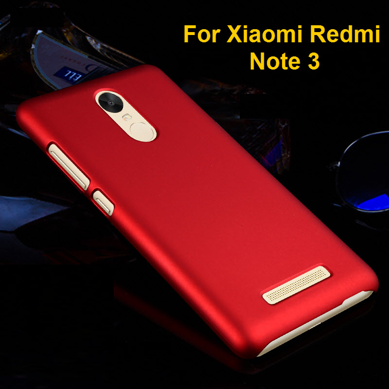 846bf5ad9ee Xiaomi Redmi Note 3 case Dimick Frosted series hard PC back cover case for Xiaomi  redmi
