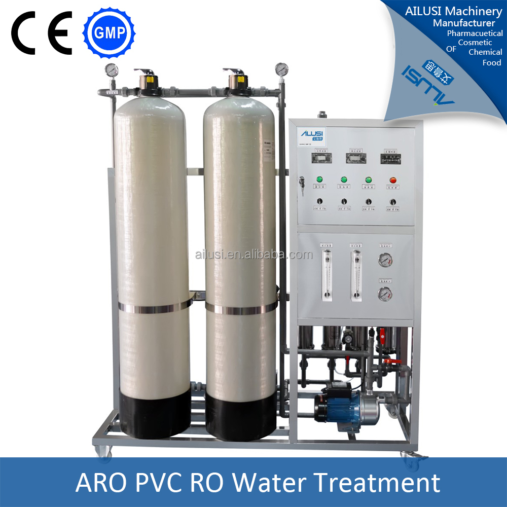 Aro Commercial Distilled Ro Water Treatment Machine Plant