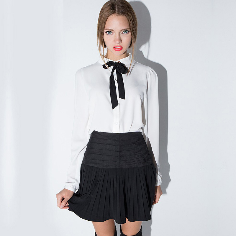 8b98d5ad656a5 White Blouse Princess Bow Promotion-Shop for Promotional White .