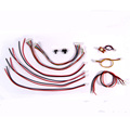 1 16 1 16 Heng Long spare tank parts RX 18 board cable set wires connector
