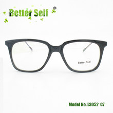 Better Self L3052 полная оправа, прозрачные очки, горячая распродажа, ретро очки, корейское искусство, очки, оптическая оправа, винтажные квадратные...(Китай)