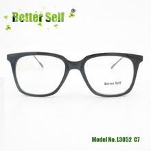 Полная оправа, прозрачные очки, лучше себя L3052, очки ретро, корейское искусство, очки, оптическая оправа, винтажные квадратные очки для глаз(China)