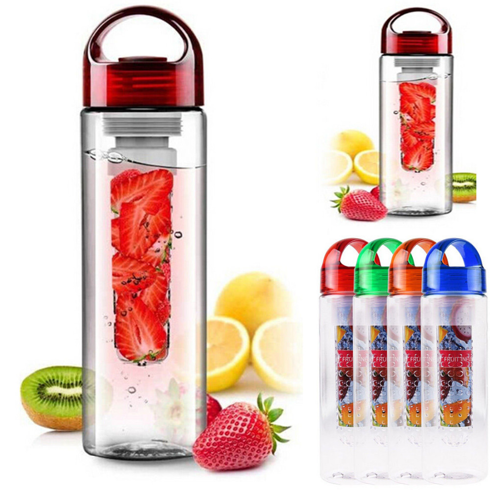 hiot 700 ml d sintoxication de fruits infuser bouteille d 39 eau infusion bpa livraison boire du. Black Bedroom Furniture Sets. Home Design Ideas