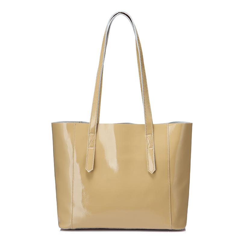 REALER модная сумка женская лакированная кожа,большая сумочка на плечо для женщин высокого качества,сумочка большого объёма 2018,дамские сумки ...(Китай)