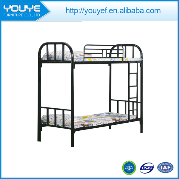 pas cher double fer lit enfants lit superpos lit en m tal. Black Bedroom Furniture Sets. Home Design Ideas
