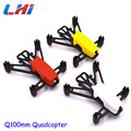 FPV Q100 Super Mini FPV Racer Quadcopter DIY Indoor Kit Frame Only plastic 1set
