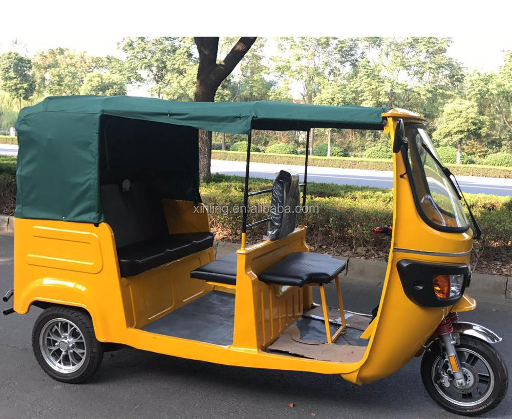 India Bajaj Auto Taxi Tricycle Tvs Differential Motor
