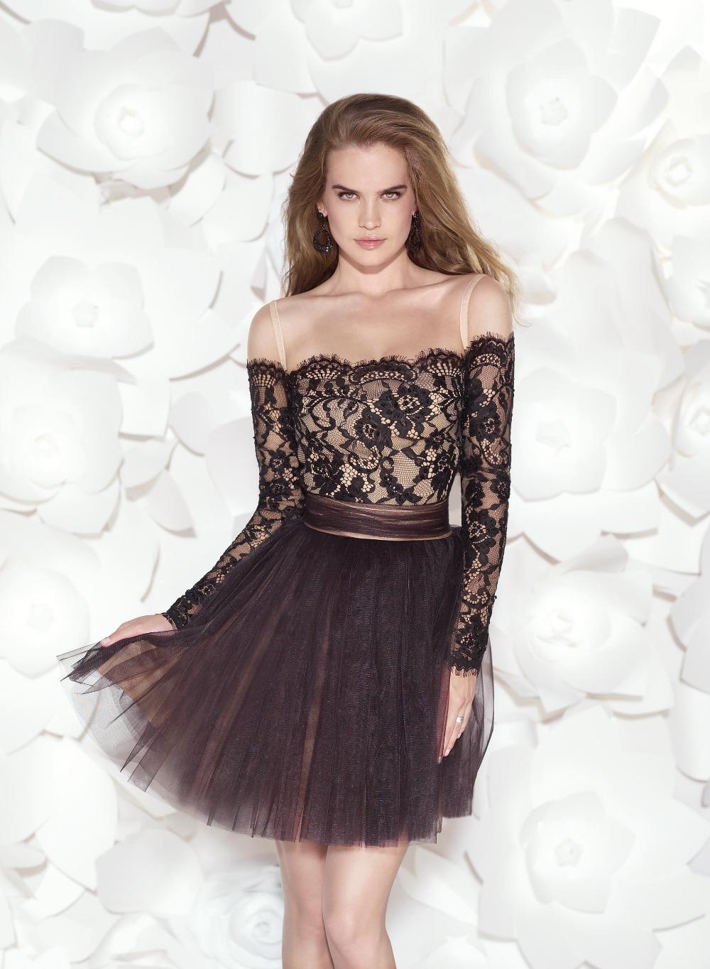 783ab28036f Long Sleeve Short Formal Dresses For Juniors - Data Dynamic AG