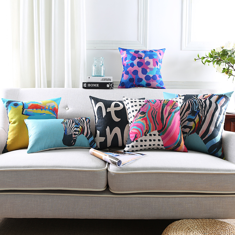 z bre oreiller cas promotion achetez des z bre oreiller cas promotionnels sur. Black Bedroom Furniture Sets. Home Design Ideas
