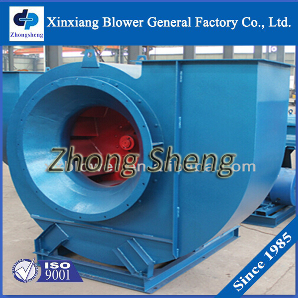 Anti Abrasive Boiler System Blowers Centrifugal Blower