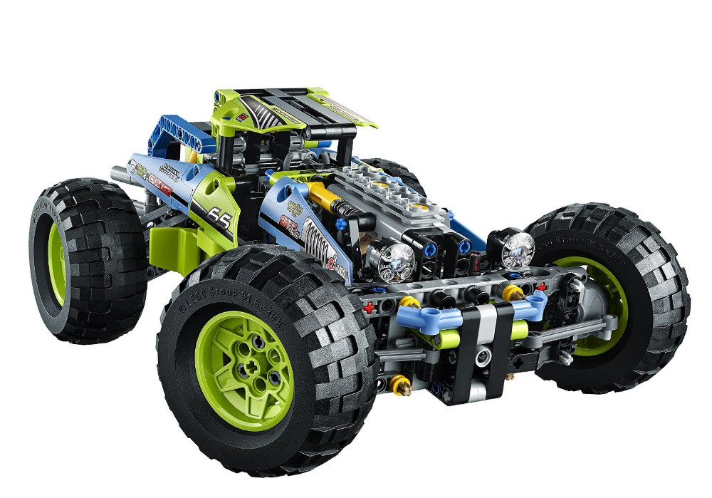 UKLego Technic City Series 2-in-1 Formula Off-Roader Car Building Blocks Bricks Model Kids Toy.