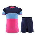 2016 new Summer training Soccer Jerseys Suit Set Men Women Children Kits 15 16 Short SleeveBlank
