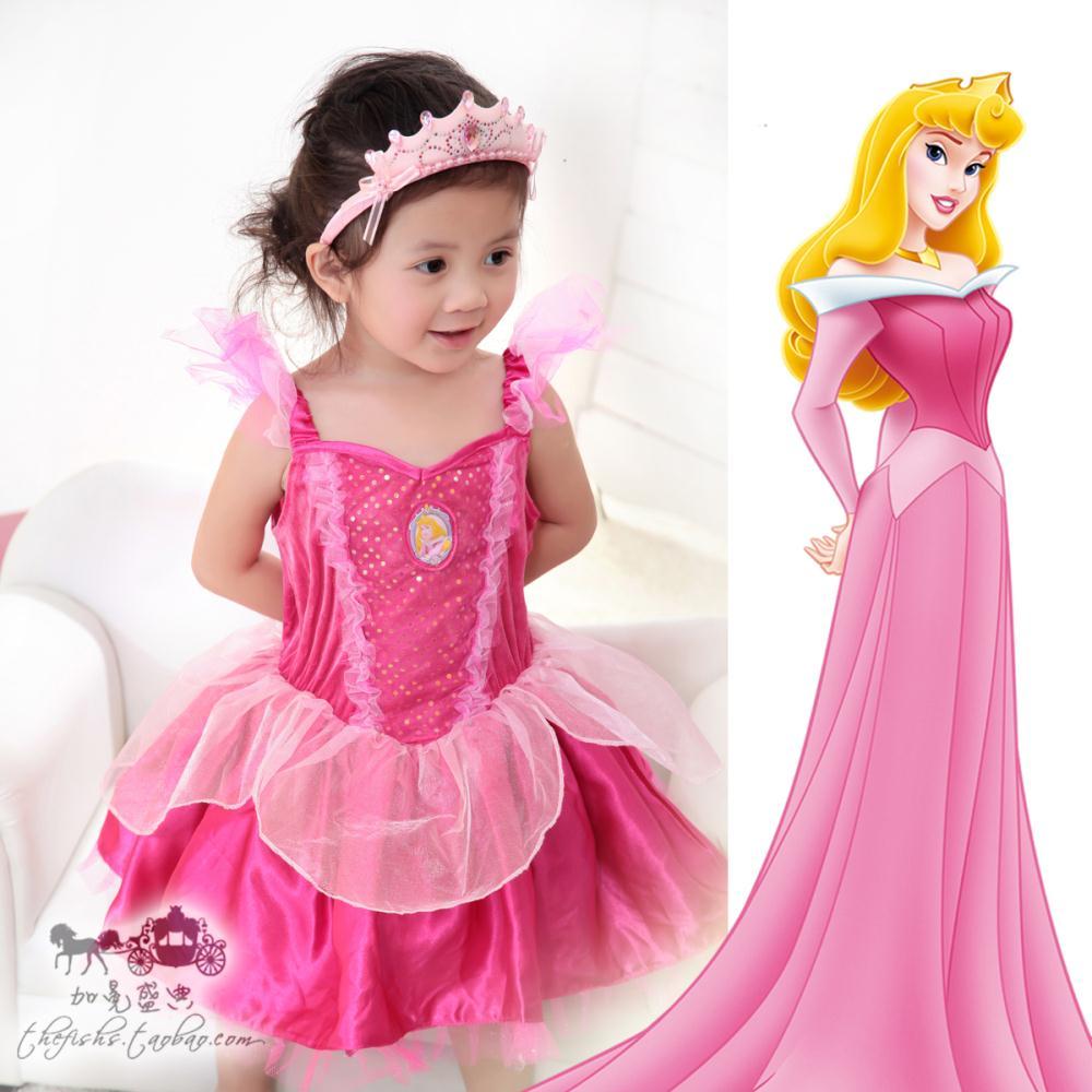 c894afbde Aurora Toddler Costume   Aurora Inspired Sleeping Beauty Princess ...