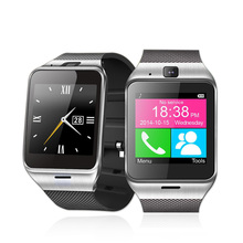 Wearable Device  Health Pedometer Mp3 Waterproof  Android Gv18 Smartwatch  with SIM Card Mobile GSM  Bluetooth reloj inteligente