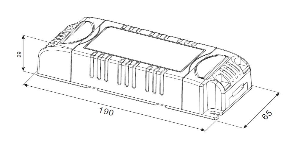 Detail Feedback Questions About 80w 12v24v48v Constant Voltage