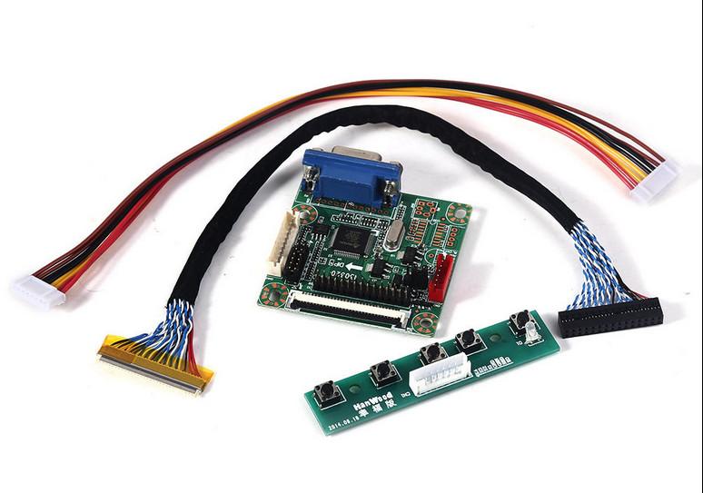 Универсальный LCD / из светодиодов плате контроллера драйвер LVDS монитор компьютерные компоненты