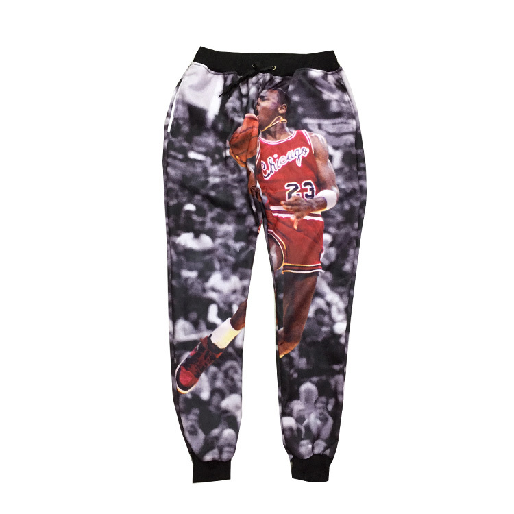 8c00ad015a5 2019 Wholesale New Design 3d Trousers Super Basketbplay Basketball ...