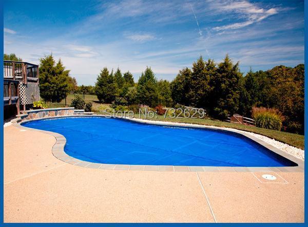 1 square meter 400 micron retangular solar pool cover for swimming pool water evaporation cover. Black Bedroom Furniture Sets. Home Design Ideas