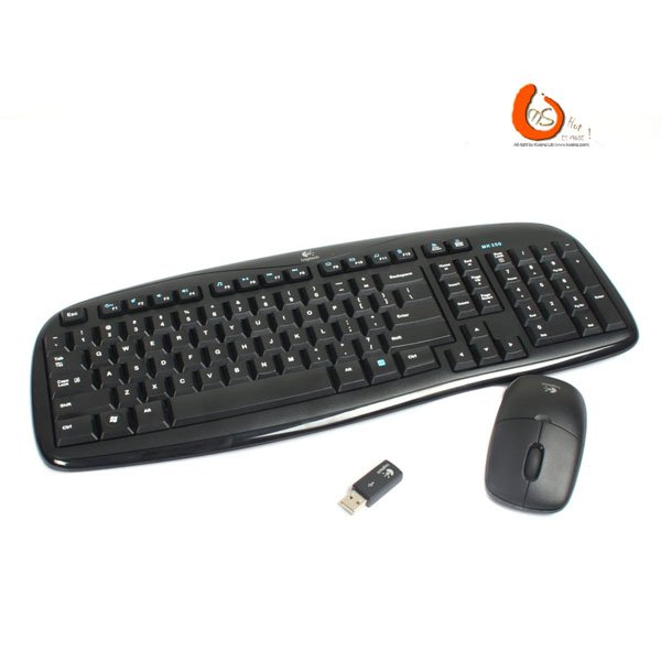 Driver desktop logitech wireless mk250