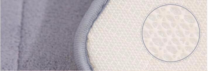 2PCS Set Carpet Coral Velvet Pad Carpet Floor Mat Carpet And Rug For  Bathroom Kitchen Non-slip Mat Door Carpet Mat Alfombras - us230 b41f6148172d